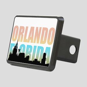 Orlando Florida Rectangular Hitch Cover