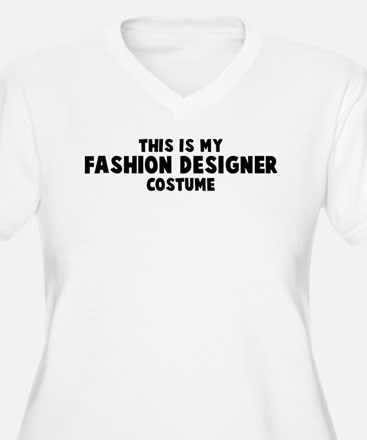 Fashion Designer costume T-Shirt