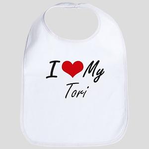 I love my Tori Bib