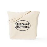 Egon Barthels Logo Tote Bag
