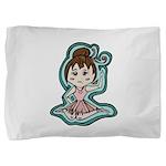 littleanimeballerina Pillow Sham
