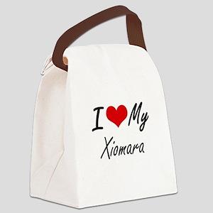 I love my Xiomara Canvas Lunch Bag