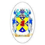 McQuaid Sticker (Oval 10 pk)