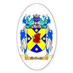 McQuade Sticker (Oval 10 pk)