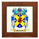 McQuade Framed Tile