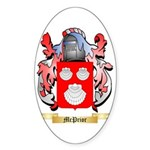 McPrior Sticker (Oval 10 pk)