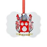 McPrior Picture Ornament