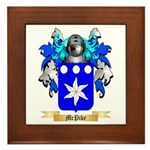 McPike Framed Tile