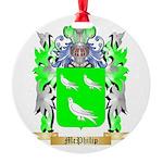 McPhilip Round Ornament