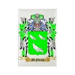 McPhilip Rectangle Magnet (100 pack)