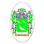 McPhilbin Sticker (Oval)