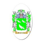McPhilbin 20x12 Oval Wall Decal