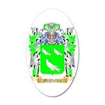McPhilbin 35x21 Oval Wall Decal