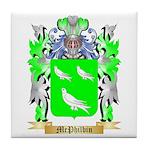 McPhilbin Tile Coaster