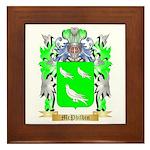 McPhilbin Framed Tile