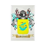 McPhiel Rectangle Magnet (100 pack)
