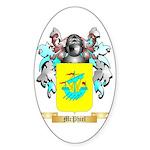 McPhiel Sticker (Oval)