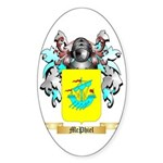 McPhiel Sticker (Oval 50 pk)