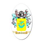 McPhiel 35x21 Oval Wall Decal
