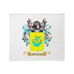 McPhiel Throw Blanket