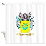 McPhiel Shower Curtain