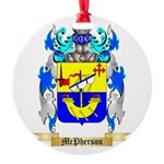 McPherson Round Ornament