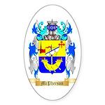 McPherson Sticker (Oval 10 pk)