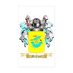 McPhail Sticker (Rectangle 10 pk)