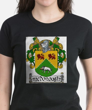 McDonough Coat of Arms T-Shirt