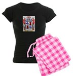 McNutt Women's Dark Pajamas