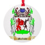 McNulty Round Ornament