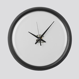 1ST Cavalry Division Veteran Large Wall Clock