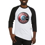 Charlton Movie 3D Logo Baseball Jersey