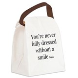 Annie Canvas Lunch Bag