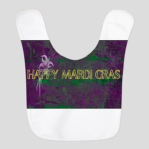 Mardi Gras happy Mardi Gras Bib