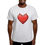 Devil Heart Light T-Shirt