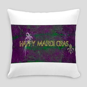Mardi Gras happy Mardi Gras Everyday Pillow