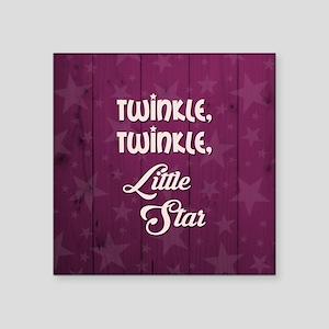 TWINKLE, TWINKLE... Sticker