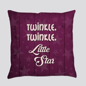 TWINKLE, TWINKLE... Everyday Pillow