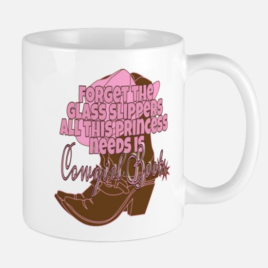 Cowgirl princess Mugs