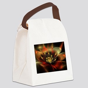 Passion Canvas Lunch Bag