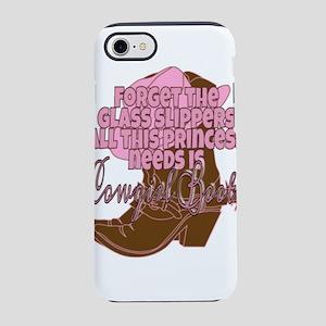 Cowgirl princess iPhone 8/7 Tough Case