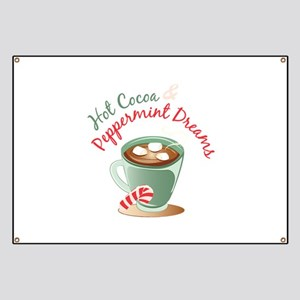 Peppermint Dreams Banner