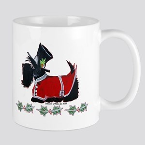 Scottie Christmas Mugs