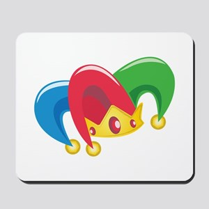 Jester Hat Mousepad