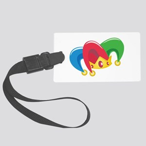 Jester Hat Luggage Tag