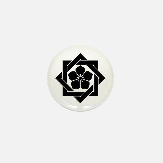 Ryoma Sakamoto Mini Button
