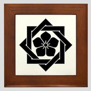 Ryoma Sakamoto Framed Tile
