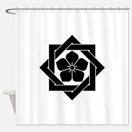 Ryoma Sakamoto Shower Curtain