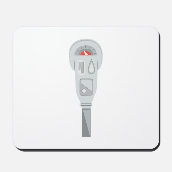 Parking Meter Mousepad